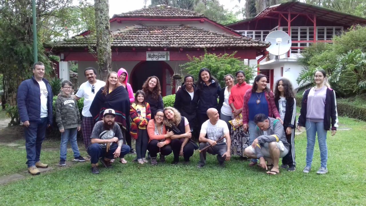 Retiro de Conexão com o Sagrado – Raquel Prates
